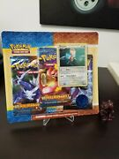 Pokemon Heart Gold Soul Silver/ Diamond And Pearl 3 Booster Pack Blister