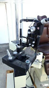 Reliance Tempo 6000 Chair With Ao Slit Lamp 11685 And Topconi Is 30 Stand