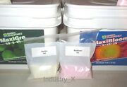 Maxigro And Maxibloom General Hydroponics Water Soluble Powder Nutrients 4oz