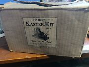 Vintage Ac Gilbert Kaster Kit Furnace To Cast Lead Toys For Parts Repair