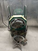 Greenlee 555 Electric Conduit Bender Emt Roller W/1 1/2 And 2 Shoes 9017
