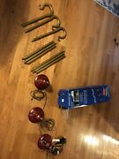 Mr Christmas Lights And Sounds Shepherdandrsquos Hook Pathway Bells Complete