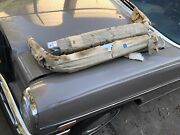 Mercedes Benz Factory W115 280c Front Chrome Bumpers