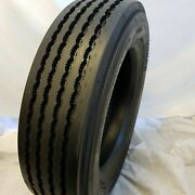 8-tires 285/75r24.5 G/14 Ply 144/141m - Road Crew R150 Steer Tires 28575245