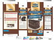 Ghirardelli 732-6120 Mix Ultimate Chocolate Cake 7 Lbs Pack Of 4