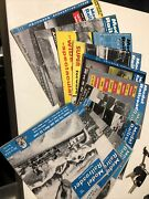 Lot 11 Model Railroader Magazine 1948-1959 Issues Vintage Trains Collectible