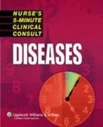 The 5-minute Consult Ser. Diseases By Springhouse Publishing Company Staff 200
