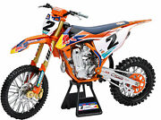 New-ray 16 Scale Red Bull Ktm Cooper Webb 2 With 1 Sticker Plate
