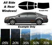 Ceramic Window Film Any Tint Shade Precut All Sides And Rears For Glass