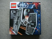 Lego Star Wars 9492 Tie Fighter Brand New In Box-factory Sealed