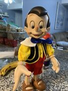 Pinocchio Wooden Carved 504/2500