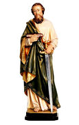 St.paul, St Paul, Woodcarving, Wooden Figure, Holy Statue