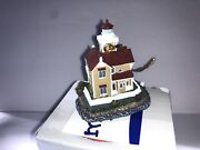 Harbour Lights Christmas Ornament East Brother California 2004