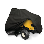 Universal Large Lawn Tractor Cover Heavy-duty Fabric For Riding Mower Lawnmowers