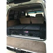Rear Dual Roller Drawer System For Toyota Land Cruiser 80 Series