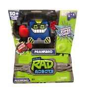 Really Rad Robots Prankbro 50+ Functions Remote Controlled Free Ship New