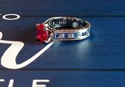 3000 Valentines Love Red 2 Ct Round Cut Ruby Size 6 Tested With Gem Tester