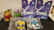 Mcdonalds Happy Meal Toys Space Exploration 1995 All 4 In Package Plus 2 Boxes