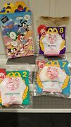 Mcdonalds Happy Meal Toys Animaniacs 1994 2,7 ,8 And Box