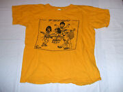 The Who By Numbers 1979 Vintage Fan Club Guaranteed Original T-shirt Small