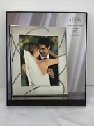 Lenox Adorn Silver Plate Frame Collection, 8 X 10'' Photo Frame, Brand New