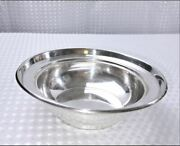 1875 Gorham Mfg.co. 6 Inches Silver Plated Sugar/candy Bowl - 0290 H