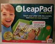 Leap Pad Learning System By Leap Frog Brand No. 30004 Year 2005 New
