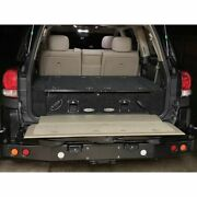 Rear Dual Roller Drawer System For Toyota Land Cruiser 200 Series 2008-2019