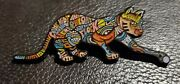 Phish Band Ocelot Yo Soy Fiesta Collectible Pin Le 50 By Danny Steinman New
