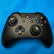🚚 Ships Same Day Microsoft Xbox One Video Game Wireless Controller - Black