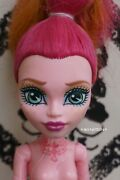 Monster High Gigi Grant 13 Wishes Nude Doll