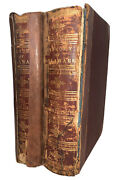 1888 1st History Of Delaware 1609-1888. By J Thomas Scharf De Illustrated
