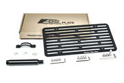 Eos Full Sized Front Bumper Tow Hook License Plate For 19-up Bmw X4 G02 M-sport