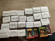 Disney Christmas Magic Grolier Lot Of 22 Ornaments W/ Boxes And 4 Extra Ornaments