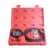 St Us Stock Auto Car Exhaust System Back Pressure Tester Meter Diagnostic Tool
