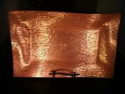 Solid Copper Handmade