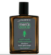 Aubrey Organics Menand039s Stock North Woods After Shave Classic Pine 4 Oz 118ml