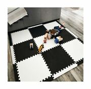 Baby Play Mat Tiles Extra Large Thick Foam Floor Puzzle Mat Interlocking Play...