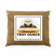Nugget Reserve And039top Secret Chase For Troy Ounceand039 - Gold Nugget Paydirt Pannin...
