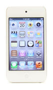 Apple Ipod Touch 16gb White Model Me179ll/a4th Generation