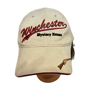 Winchester Mystery House Baseball Cap Hat Nra Rifle San Jose Embroidered