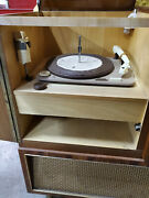 1960 Vintage Grundig Stereo Console So 191 Us