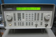 Hp/agilent 8648a Synthesized Rf Signal Generator 100khz-1000mhz W/opt 1e51ep