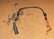 Mercury 200 Hp 2 Stroke Wire Wiring Harness Assembly Pn 826730a4 Fits 1991-2001