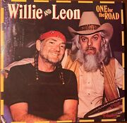 Willie Nelson And Leon Russell-pre-owned 2 Lp's-one For The Road 1979 Vg/vg