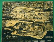 Vintage Jigsaw Puzzle Sing Sing Prison Ossining Ny Warden Lewis Lawes C. 1925