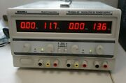 Madell Corporation Tpr3003-3c Regulated Dc Power Supply30v 3a Max