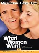 What Women Want Dvd Movie Comedy Romance Mel Gibson Greatcondition      416