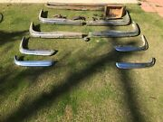 1968 Mercedes Benz W107 W109 280se Front And Rear Bumper Assembly