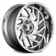 22 American Truxx Xclusive Chrome Wheels Qty 4
